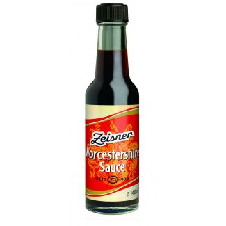 Sauce WORCESTERSHIRE 140ml