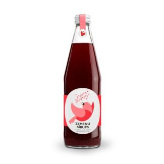 Strawberry syrup 500ml