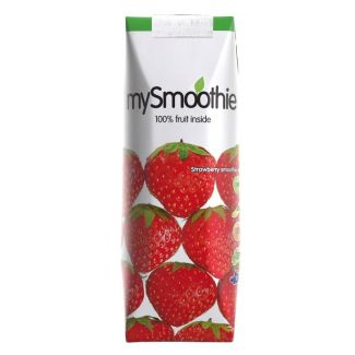 Strawberry squash MYSMOOTHIE 250ml