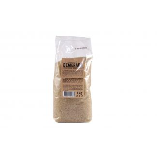 Sugar brown Demerara 1kg