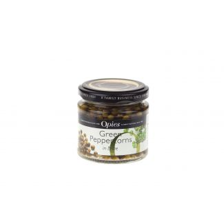 Green peppercorns 115g