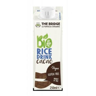 Rice drink cacao BIO 250ml (gluten free)