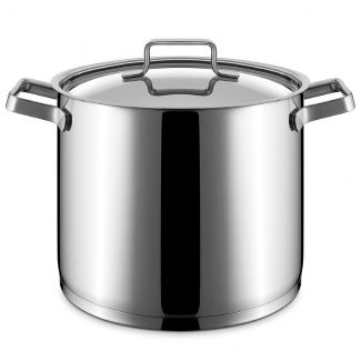 Stock pot with lid ø24cm