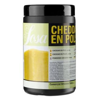 Cheese type Cheddar natural flavor powdered 500g