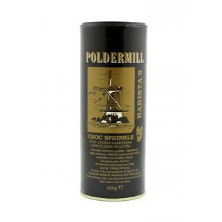 Chocolate sprinkles POLDERMILL 250g
