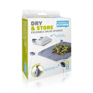 Dry and store kitchen accessories holder