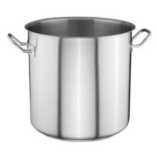 Stock pot without lid ø40cm h-40cm 47.5 l