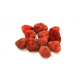 Strawberries whole freeze dried 1.5kg