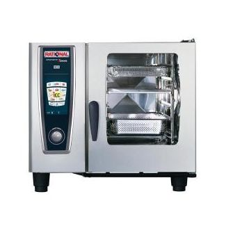 Convection oven with steam generator (SelfCookingCenter 061) 6 shelves 11.1kW