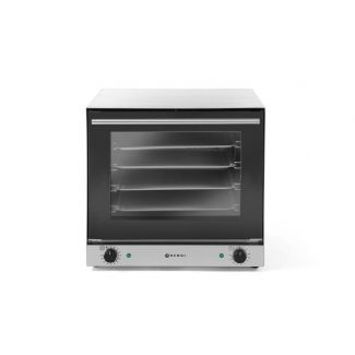 Convection oven with 4 pans