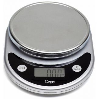Pronto digital multifunction kitchen and food scale 1-5100g