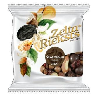 Nut and berry mix Choco rebus 200g