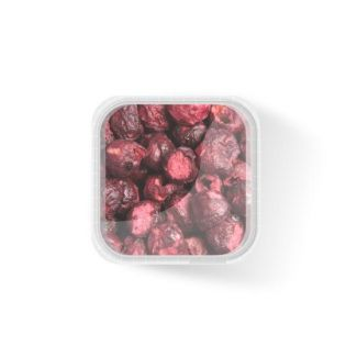 Sour cherry, freeze dried, whole 60g