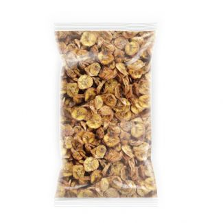 Organic banana coins, dried 500g