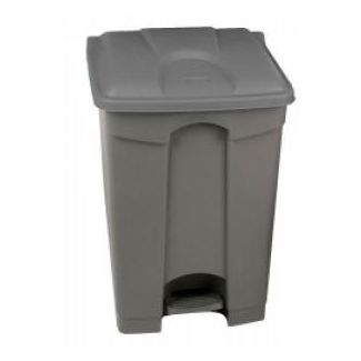 Step-On Container 90L grey