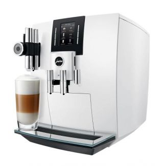 Coffee machine Espreso JURA J6 piano white