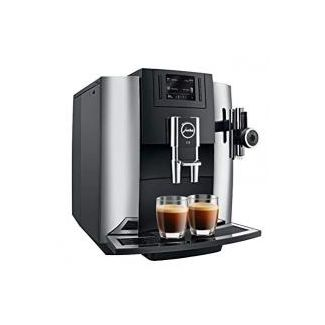 Coffee machine Espreso JURA E8 platinium