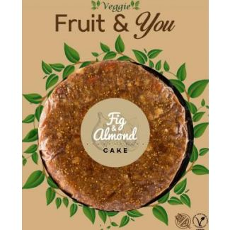 Fig and almonds cake 200g