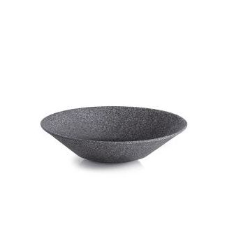Bowl ø27cm GRANIT RAW grey
