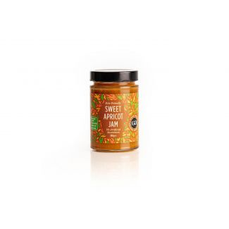 Sweet Jam with Stevia Apricot 330 gr