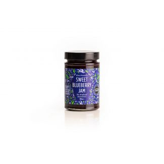 Sweet Jam with Stevia Blueberry 330 gr