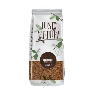 Red rice 500g JUST NATURE