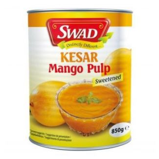 Canned mango pulp 850g