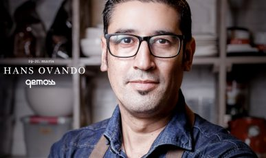 "Hans Ovando seminar ""New dessert collection 2019"""