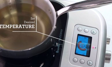 Control °Freak™ induction cooker from Polyscience®