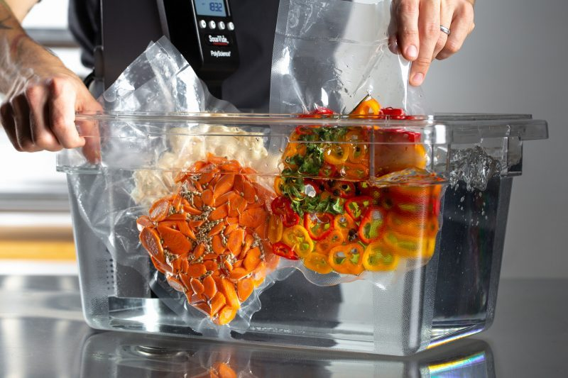 Food with a preserved value – Sous Vide Professional™ Circulator