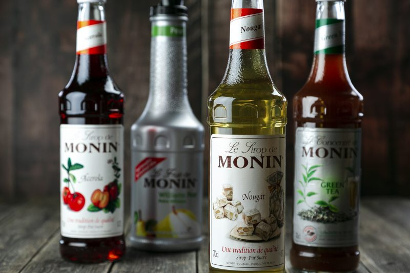 Horizon full of new flavors – Monin's latest products
