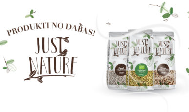Just Nature – products of nature