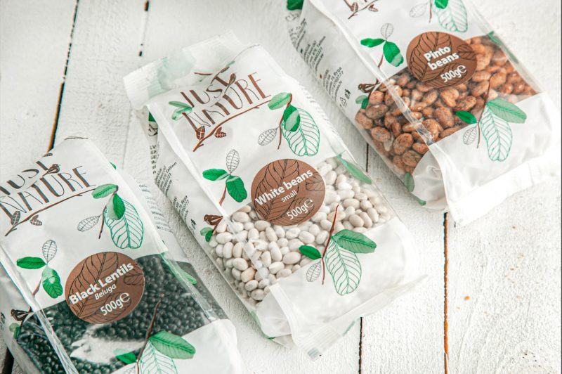 New Products in the Just Nature Range
